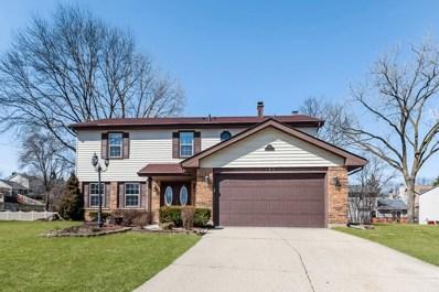 165 Courtenay Lane, Schaumburg, IL 60193 - #: 10333679