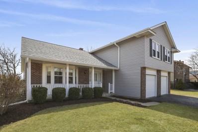 1799 Burr Ridge Drive, Hoffman Estates, IL 60192 - #: 10333688