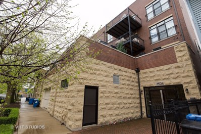 3534 N Hermitage Avenue UNIT 202, Chicago, IL 60657 - #: 10333734