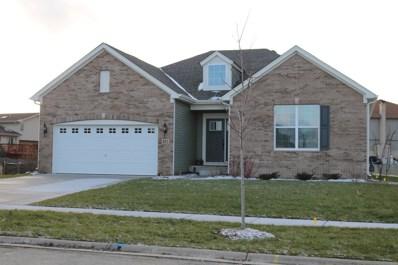 802 Long Ridge Trail, Minooka, IL 60447 - MLS#: 10333842