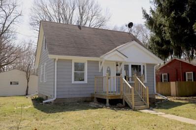 148 E Bagley Street, Woodstock, IL 60098 - #: 10334029
