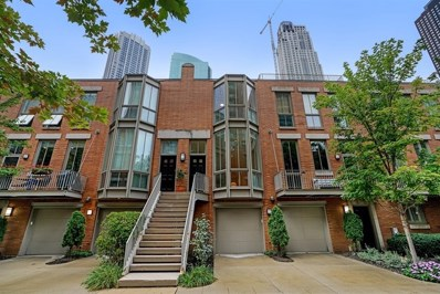 408 E North Water Street UNIT D, Chicago, IL 60611 - #: 10334032