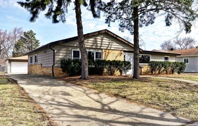 540 Kingman Lane, Hoffman Estates, IL 60169 - #: 10334041