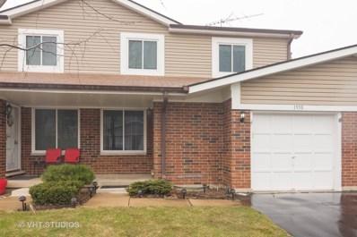 1950 N Jamestown Drive, Palatine, IL 60074 - #: 10334057