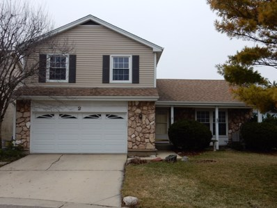 2 Birchwood Court, Streamwood, IL 60107 - #: 10334160