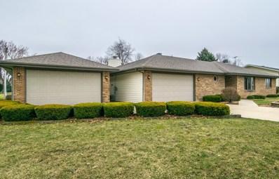 23812 W Getson Avenue, Plainfield, IL 60544 - #: 10334164