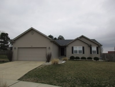 1045 Duck Horn Drive, Normal, IL 61761 - #: 10334191