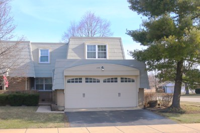 650 Versailles Circle UNIT A, Elk Grove Village, IL 60007 - #: 10334201