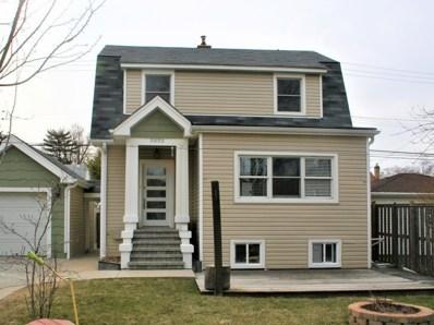 3832 N Paris Avenue, Chicago, IL 60634 - #: 10334248