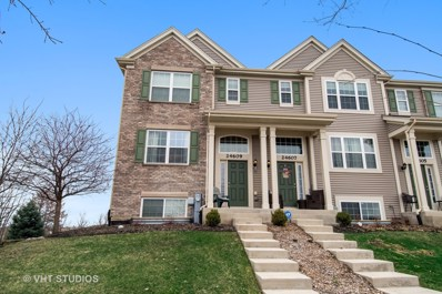 24609 Patriot Square Drive, Plainfield, IL 60544 - #: 10334295