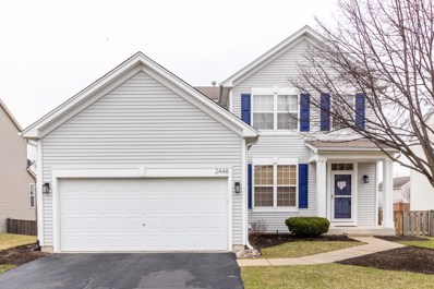 2448 Deer Point Drive, Montgomery, IL 60538 - #: 10334485
