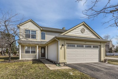 1428 Brahms Court, Bartlett, IL 60103 - #: 10334688