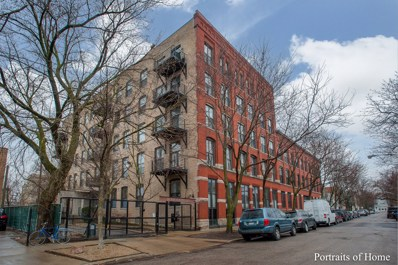 2511 W Moffat Street UNIT 210-I, Chicago, IL 60647 - #: 10334736