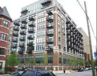 221 E Cullerton Street UNIT 417, Chicago, IL 60616 - #: 10334860