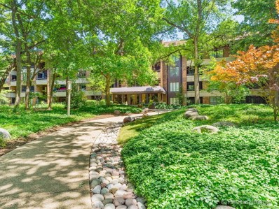 1401 Burr Oak Road UNIT 103B, Hinsdale, IL 60521 - #: 10335022