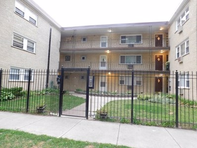 1600 W Chase Avenue UNIT 1C, Chicago, IL 60626 - #: 10335281