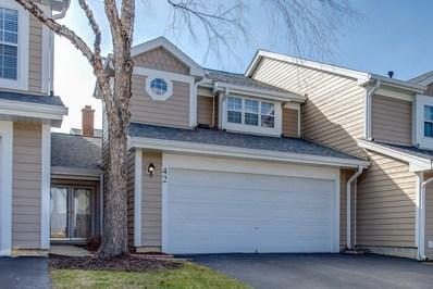 42 Sarahs Grove Lane, Schaumburg, IL 60193 - #: 10335286