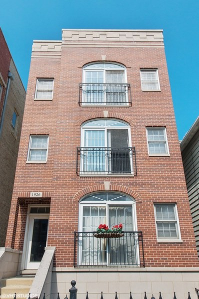 1926 W Belmont Avenue UNIT 3, Chicago, IL 60657 - #: 10335318