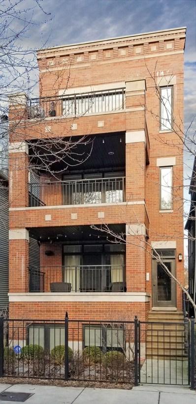 2517 N Southport Avenue UNIT 2, Chicago, IL 60614 - MLS#: 10335788