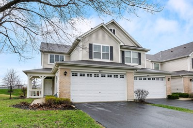 493 Dancer Lane, Oswego, IL 60543 - MLS#: 10335887
