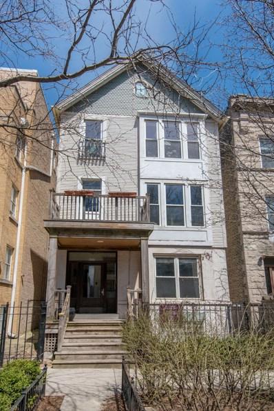 828 W Buckingham Place UNIT 1, Chicago, IL 60657 - #: 10335898
