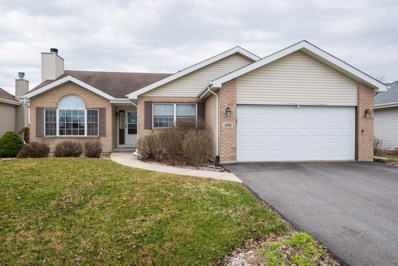 270 Timbers Bluff Trail, Beecher, IL 60401 - MLS#: 10335924