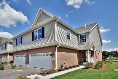 242 N Auburn Hills Lane, Addison, IL 60101 - #: 10335935