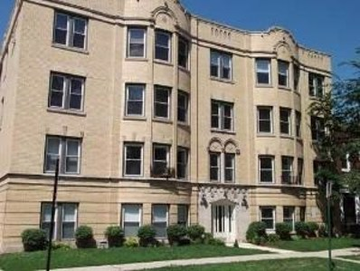 6204 N Claremont Avenue UNIT 3, Chicago, IL 60659 - #: 10336149