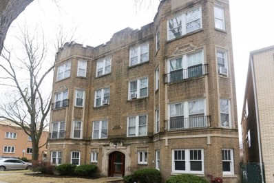 2703 W Estes Avenue UNIT 2, Chicago, IL 60645 - #: 10336204