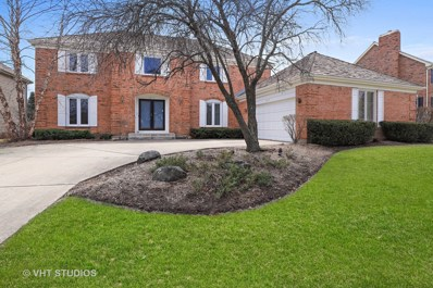 1617 Old Barn Circle, Libertyville, IL 60048 - #: 10336389