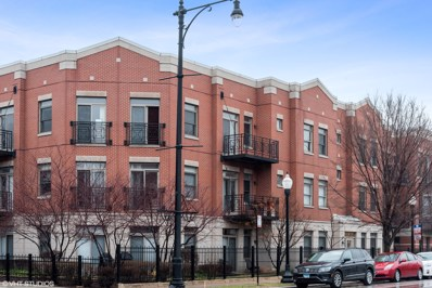 1407 S Halsted Street UNIT 2B, Chicago, IL 60607 - #: 10336427