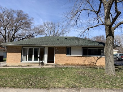 126 Well Street, Park Forest, IL 60466 - MLS#: 10336454