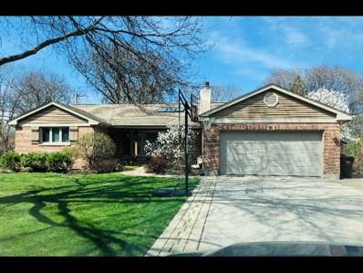 33 E Stonegate Drive, Prospect Heights, IL 60070 - #: 10336510
