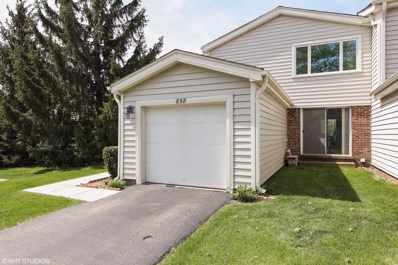 658 Claridge Circle, Hoffman Estates, IL 60169 - #: 10336628