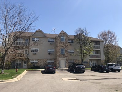 1524 W Sand Bar Court UNIT 3D, Round Lake Beach, IL 60073 - #: 10336652