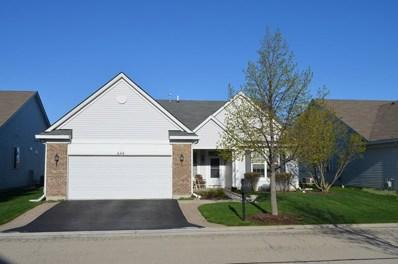 644 Bridgeman Lane, Romeoville, IL 60446 - #: 10336778