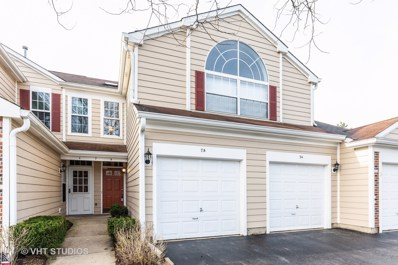 7 Tyler Court UNIT B, Streamwood, IL 60107 - #: 10336854