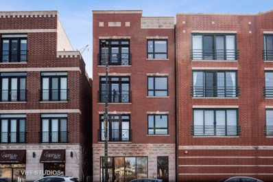 2009 W Belmont Avenue UNIT 4, Chicago, IL 60618 - #: 10336931