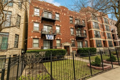 3741 N Wilton Avenue UNIT 3N, Chicago, IL 60613 - #: 10336991