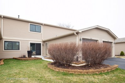 553 Stone Gate Circle, Schaumburg, IL 60193 - #: 10336998