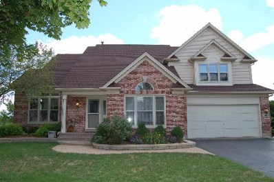 1585 S Crowfoot Circle, Hoffman Estates, IL 60169 - #: 10337051