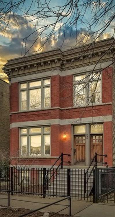 834 N Winchester Avenue, Chicago, IL 60622 - #: 10337068