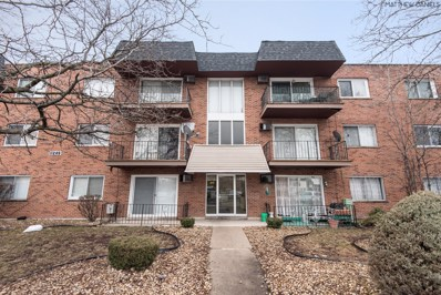 11245 S Harlem Avenue UNIT B11, Worth, IL 60482 - #: 10337141