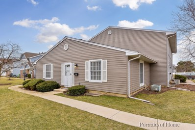 1504 Timber Trail UNIT A, Wheaton, IL 60189 - #: 10337180