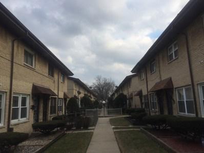 1136 E 81ST Street UNIT D, Chicago, IL 60619 - #: 10337182