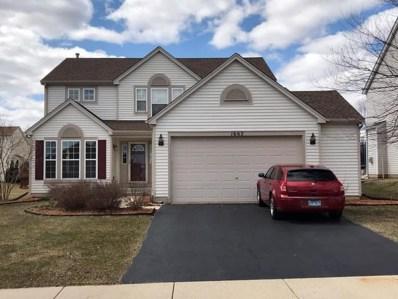 1662 Vista Lake Drive, Antioch, IL 60002 - #: 10337645