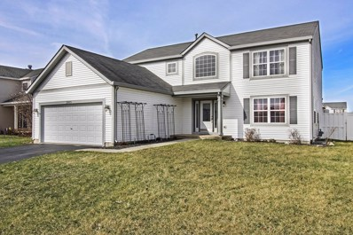 2805 Stonebridge Drive, Plainfield, IL 60586 - MLS#: 10337824