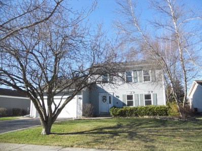 1715 Thorneapple Lane, Algonquin, IL 60102 - MLS#: 10337997