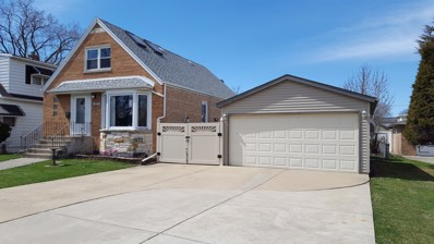 5018 N Odell Avenue, Harwood Heights, IL 60706 - #: 10338035