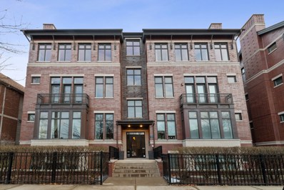 1249 W Melrose Street UNIT 3E, Chicago, IL 60657 - #: 10338072
